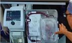 Kỳ tích y học Anh: Cấy ghép thành công tim không còn đập