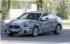 BMW 1-series sedan lộ diện trên đường thử
