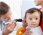 Cách phòng tránh viêm tai cho trẻ