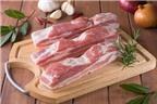 Mẹo hay khi chọn và chế biến thịt lợn