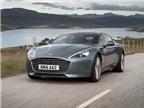 Lộ diện Aston Martin bản sedan chạy điện