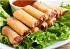 Món ăn đặc trưng của Philippines