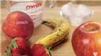 Sinh tố chuối dâu bổ dưỡng