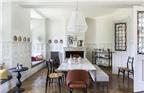Không gian đẹp nhờ kết hợp các phong cách nội thất khác nhau