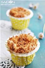 Bí quyết làm bánh cupcake chà bông phô mai cực ngon