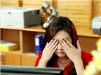 Cách trị khô mắt do ngồi máy tính lâu không tốn kém