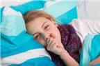 Điều trị chứng ho đêm ở trẻ nhỏ