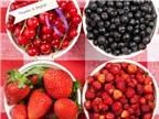 Những thực phẩm mùa hè tốt cho da