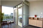 Không gian sang trọng và nghệ thuật trong căn hộ 120 m2
