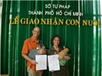 Cặp song sinh Việt mắc bệnh hiếm được bố mẹ nuôi Canada cứu