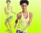 Bài tập 15 phút giúp chị em giảm cân và linh hoạt