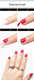 Cách vẽ 2 mẫu nail mới nhất nên thử hè này