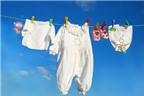 Cách giúp mẹ chọn quần áo an toàn cho trẻ