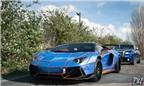 Tron Lamborghini Aventador - phong cách siêu tưởng
