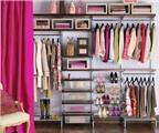 Bí quyết sắp xếp tủ quần áo rước tài lộc về nhà