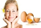 Trị sạch nám da chỉ với lòng trắng trứng