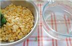 Cách làm sữa đậu nành tươi mát, thơm ngon