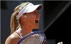 Madrid Open: Sharapova vào bán kết một cách thuyết phục