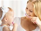 Sai lầm phổ biến khi chăm sóc răng cho trẻ