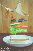 Hướng dẫn cách làm bánh mì thịt nướng cực ngon tại nhà
