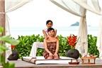 Đến Thái Lan trải nghiệm cảm giác massage, thư giãn từ những chú voi khổng lồ