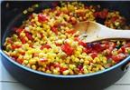 Món ngon cho bé: 5 biến tấu với rau củ