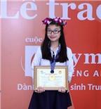 7 bí quyết học tiếng Anh của quán quân Olympic đỗ 3 trường chuyên