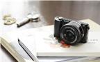 Máy ảnh Sony α5000 giảm giá 1,5 triệu đồng
