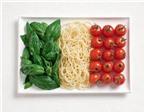Thuộc lòng quốc kỳ các nước thế giới qua nghệ thuật ẩm thực