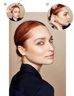 3 cách làm mới mái tóc với kẹp ghim