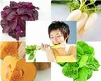 Bà bầu nên ăn rau gì trong mùa hè?