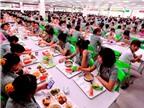 Chấn chỉnh an toàn thực phẩm bếp ăn tập thể