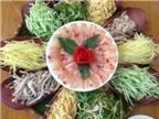 Lẩu thả - đặc sản của dân miền biển Phan Thiết