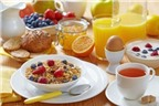 Những loại thực phẩm nên tránh xa khi bị ốm