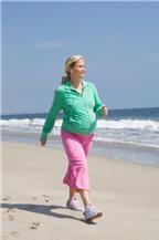 Những bài thể dục các bà bầu nên tập để sinh nở thuận lợi
