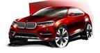 BMW X2 sẽ cạnh tranh Range Rover Evoque