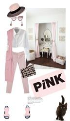 Cách mặc đẹp với sắc hồng lãng mạn