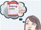 Trị mụn đầu trắng với baking soda