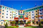 Khách sạn Lego hút các khách du lịch nhí