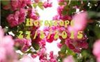 Horoscope ngày thứ Tư và lời khuyên dành cho 12 cung Hoàng đạo
