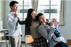 Kim Hee Sun lo lắng về việc dạy con