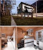 """Thiết kế độc đáo cho những """"căn nhà mini"""""""