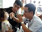 Làm gì để trẻ không bị ốm khi nắng nóng?