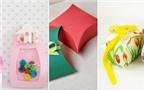 3 cách làm hộp quà vừa nhanh vừa đẹp