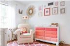Những ý tưởng trang trí đáng yêu cho phòng ngủ của bé