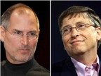 Sự khác biệt lớn nhất giữa Bill Gates và Steve Jobs