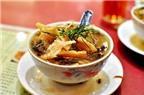 Súp rắn món ăn bổ dưỡng ngon tuyệt ở Hongkong.