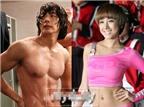 Bóc trần bí quyết tạo cơ bụng giả của mỹ nam mỹ nữ Hàn