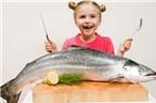 Cho trẻ ăn gì để bổ não?