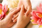 Nhìn bàn tay đoán sức khỏe
